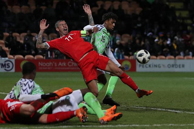 Alex Iwobi's leading role with Nigeria shows Arsenal that he can thrive with freedom