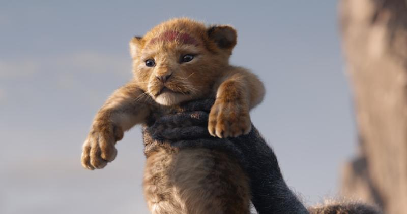 """In Disney's all-new """"The Lion King,"""" Simba idolizes his father, King Mufasa, and takes to heart his own royal destiny. 