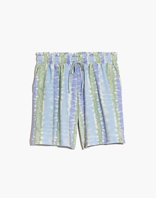 <p><span>Madewell Second Wave Board Shorts in Tie-Dye Print</span> ($75)</p>