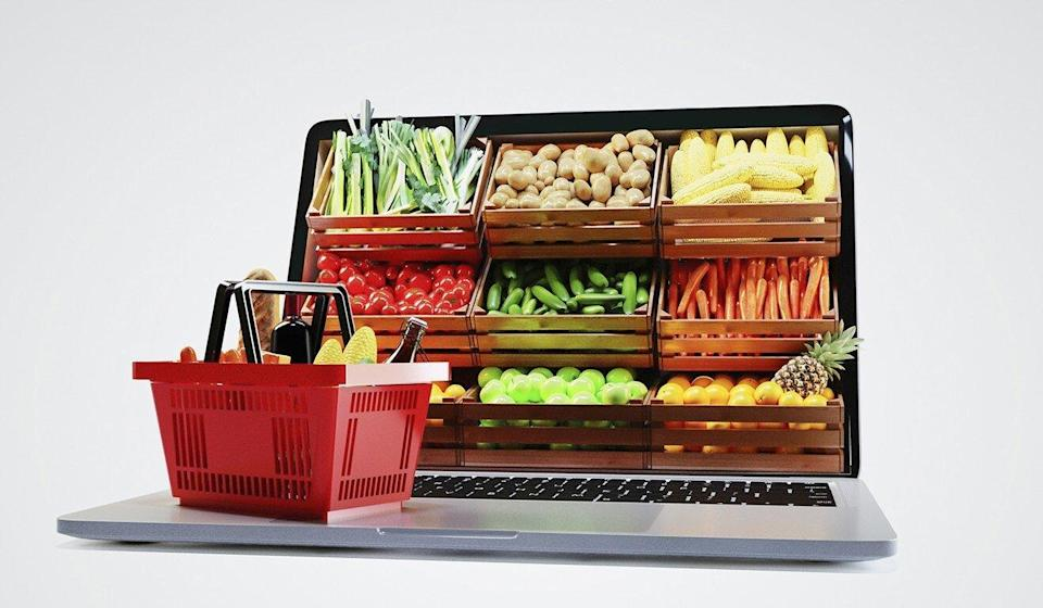 The on-demand grocery e-commerce space is extremely competitive in China. Photo: Shutterstock