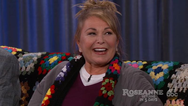 Roseanne Barr and the New, Dumb Conspiracy Theory We Have to Hear About Now