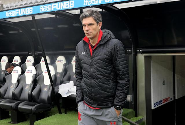 Mauricio Pelegrino has been sacked by Southampton