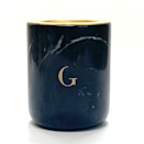 """<p><strong>Gilded</strong></p><p>gildedbody.com</p><p><strong>$68.00</strong></p><p><a href=""""https://gildedbody.com/collections/the-marble-candle/products/nero-marquina-carrera-marble"""" rel=""""nofollow noopener"""" target=""""_blank"""" data-ylk=""""slk:Shop Now"""" class=""""link rapid-noclick-resp"""">Shop Now</a></p><p>It'll be hard to part ways with this black onyx vessel once it finishes burning. And you don't have to, thanks to the refillable design.</p>"""
