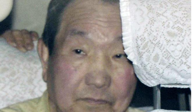 Iwao Hakamada spent 48 years on death row after a wrongful conviction before being released in 2014. Photo: Reuters