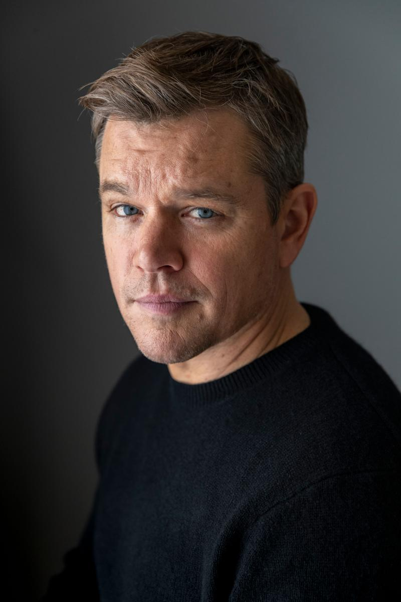 """I wanted to show the private side of Carroll Shelby. That's where I really connected to him, somebody who wanted to collaborate with other people that he loved and respected to build something bigger than him,"" Matt Damon says. ""For Carroll Shelby, that was cars; for me, it's movies."""