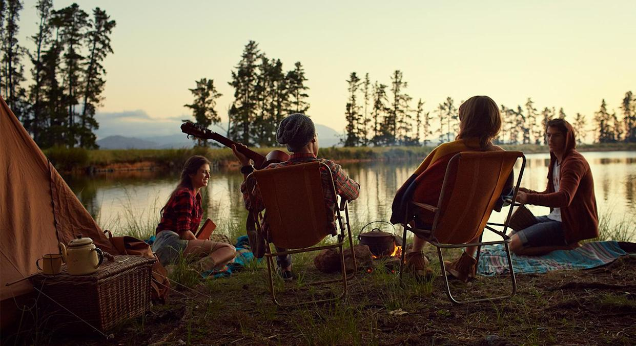 Thinking of going camping this summer? Regatta has a huge sale on essentials.  (Getty Images)