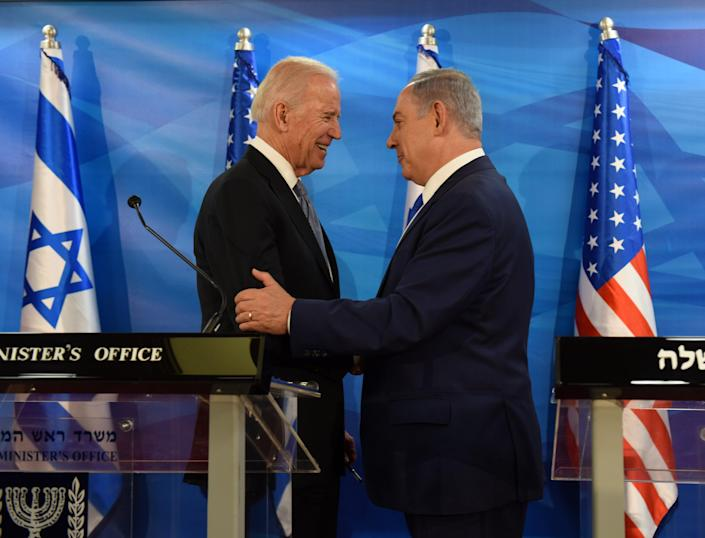 <p>Psaki still won't give a date for when Biden will call Netanyahu after president accused of ignoring Israel</p> (DEBBIE HILL/AFP via Getty Images)