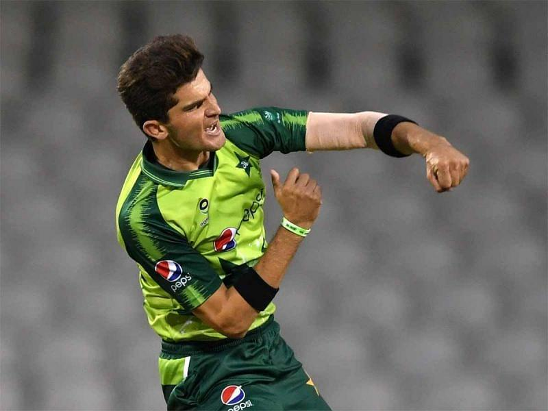 Even at the age of 20, Shaheen Afridi is capable of blowing any team away.