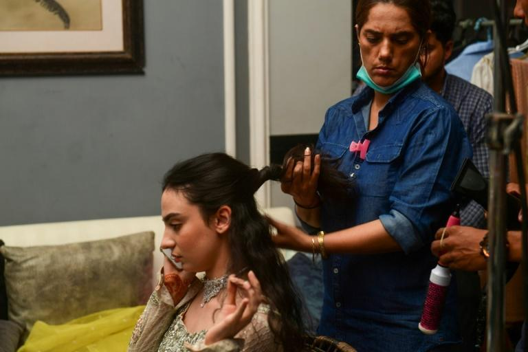 """""""Witches"""" has sparked a backlash in conservative Pakistan, where tough censorship rules prevent such shows from appearing on television"""