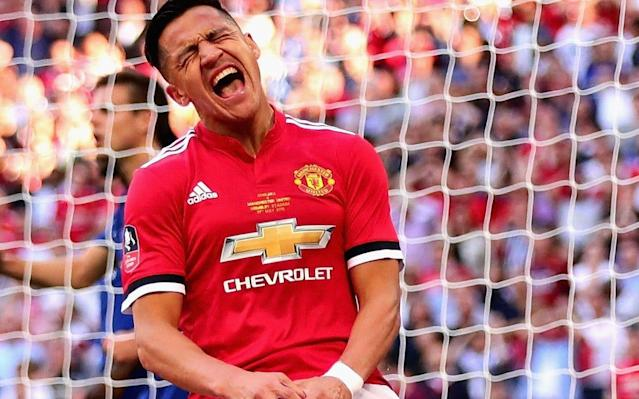 """Former Manchester United midfielder Paul Scholes has laid into Alexis Sanchez following the FA Cup final, claiming his performances """"can't get any worse"""". Chile international Sanchez was singled out for criticism following his poor display as United lost 1-0 to Chelsea at Wembley on Saturday. Scholes believes Sanchez will have to improve vastly next season if United are to have any chance of challenging champions Manchester City. """"His performances, well they have to improve,"""" Scholes told BT Sport. """"They can't get any worse to be honest with you. """"I think the next few games of next season are vital to him, he needs to get fans believing again and believing they are going to get close to City. They need a big player. FA Cup final player ratings """"Paul Pogba does not win you games on his own. (Eden) Hazard does. Alexis Sanchez doesn't, he's shown that since January, they thought he could, but what we've seen... """"They need two magical players. I think they've got really good players, they haven't got a Hazard, (Cristiano) Ronaldo, (Lionel) Messi, and I know many teams haven't, but the difference between the two was the quality in Hazard, we saw that in big games. United don't have that."""" Hazard scored the only goal of the game from the penalty spot early in the first half after he was fouled by Phil Jones."""