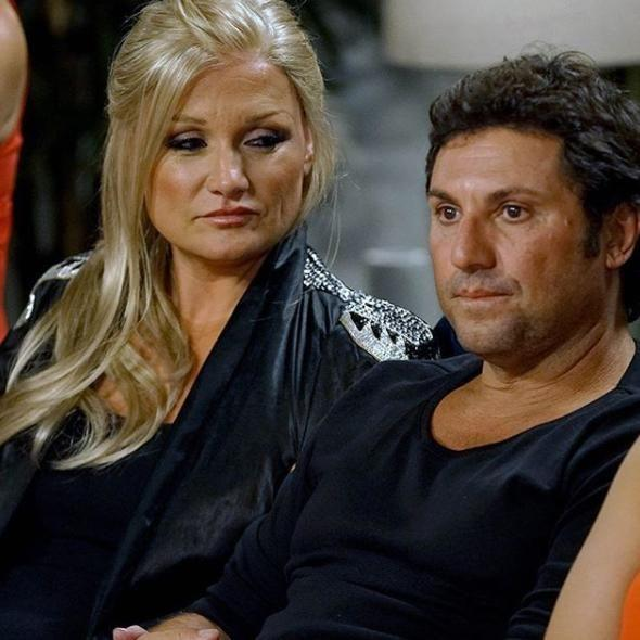 Married At First Sight stars Nasser and Gabi proved they weren't meant to be after both opting to leave on Sunday night's show, but it seems Nasser, the forever bachelor, has moved on rather quickly. Source: Nine