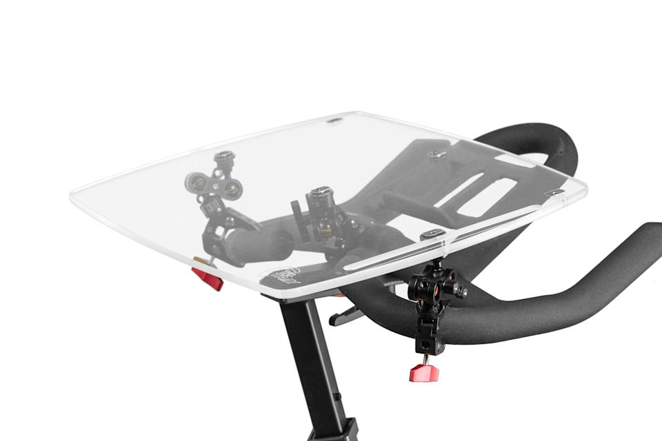 The Universal Tray Top Form Design, exercise bikes