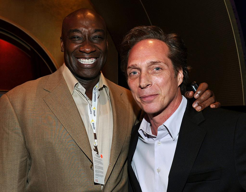 "<a href=""http://movies.yahoo.com/movie/contributor/1800308214"">Michael Clarke Duncan</a> and <a href=""http://movies.yahoo.com/movie/contributor/1800022041"">William Fichtner</a> at the Los Angeles premiere of <a href=""http://movies.yahoo.com/movie/1810041991/info"">Prince of Persia: The Sands of Time</a> - 05/17/2010"