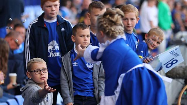 <p>One theory behind Everton's unique 'Toffees' nickname is said to come a famous toffee shop that had existed in the area for 100 years. It was called Ye Ancient Everton Toffee House and was run by Old Ma Bushell, the original 'Toffee Lady' and creator of the Everton Toffee.</p> <br><p>The shop was apparently located near Prince Rupert's Tower, which as the central feature of the club's badge obviously plays a prominent role in Everton history. This is despite the fact that Everton FC have never actually played in the Everton district of the city of Liverpool.</p> <br><p>Another shop run by Old Mother Nobletts close to Goodison Park also later started producing the iconic black and white Everton Mints in the late 19th century.</p>