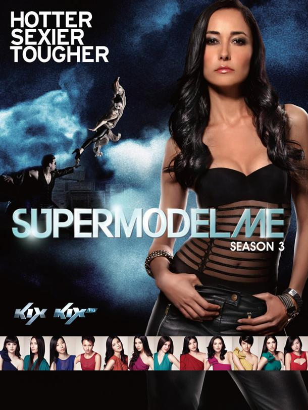 Lisa S will be the mentor and judge to the aspiring models as they battle through a series of physical and photo challenges. (Photo: SupermodelMe)