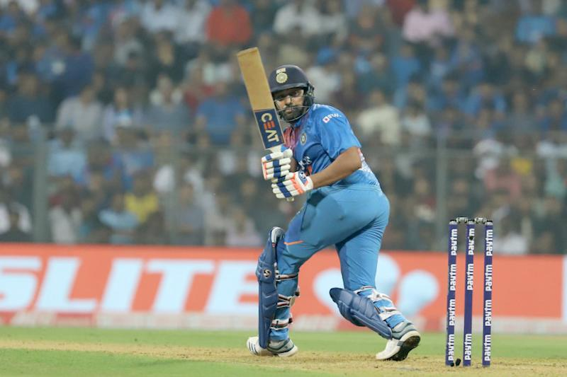 India vs New Zealand | Was Waiting For the Bowler to Make a Mistake: Rohit