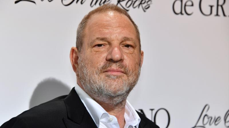 Harvey WeinsteinFired From His Production Company