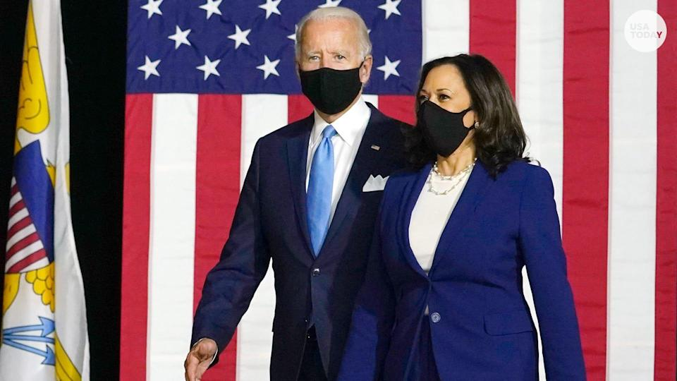 Presumptive Democratic nominee Joe Biden picked Sen. Kamala Harris as his running mate after defeating her in the primaries.