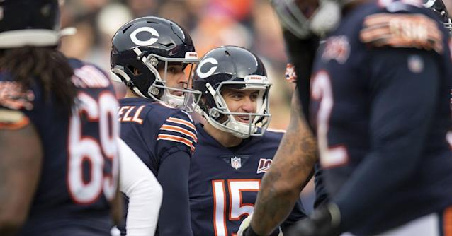 Chicago Bears special teams ranked 23rd