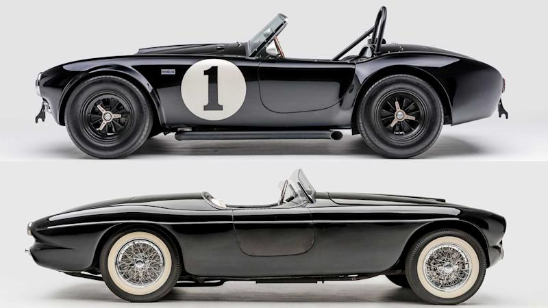 Meet The Cars From 'Ford v Ferrari' At The Petersen Museum