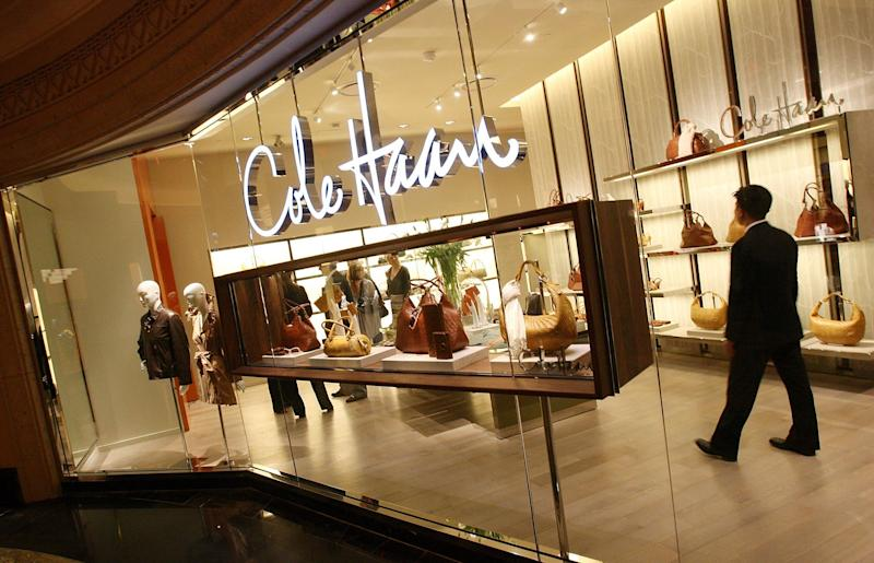 Cole Haan Files for U.S. Initial Public Offering