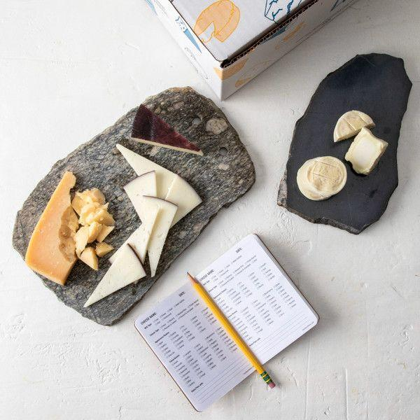 """<p><strong>Murray's</strong></p><p>murrayscheese.com</p><p><strong>$63.00</strong></p><p><a href=""""https://go.redirectingat.com?id=74968X1596630&url=https%3A%2F%2Fwww.murrayscheese.com%2Fclassic-cheese-of-the-month&sref=https%3A%2F%2Fwww.thepioneerwoman.com%2Fholidays-celebrations%2Fg35770191%2Flast-minute-mothers-day-gifts%2F"""" rel=""""nofollow noopener"""" target=""""_blank"""" data-ylk=""""slk:Shop Now"""" class=""""link rapid-noclick-resp"""">Shop Now</a></p><p>Because cheese is the way to every mom's heart! Each month, she'll receive a shipment of fresh, delicious cheeses.</p>"""