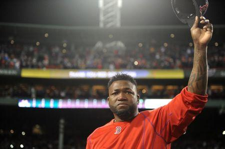 Boston Red Sox Win On David Ortiz Jersey Retirement Night