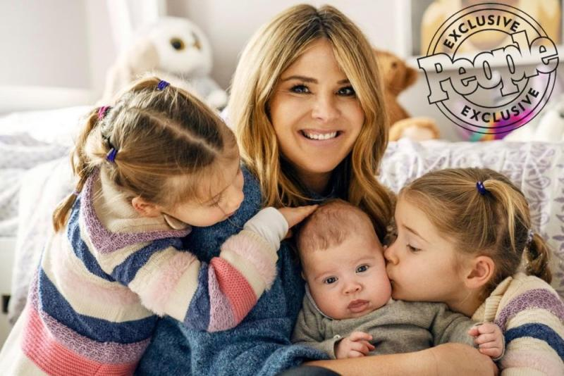Jenna Bush Hager and her kids | Brian Doben