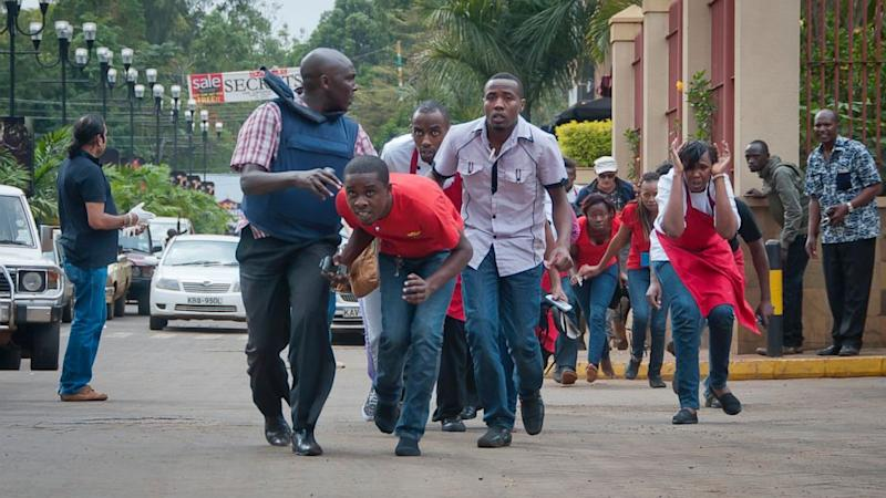 Kenya Mall Shooting: Troops Mount 'Major Assault' to End Two-Day Siege