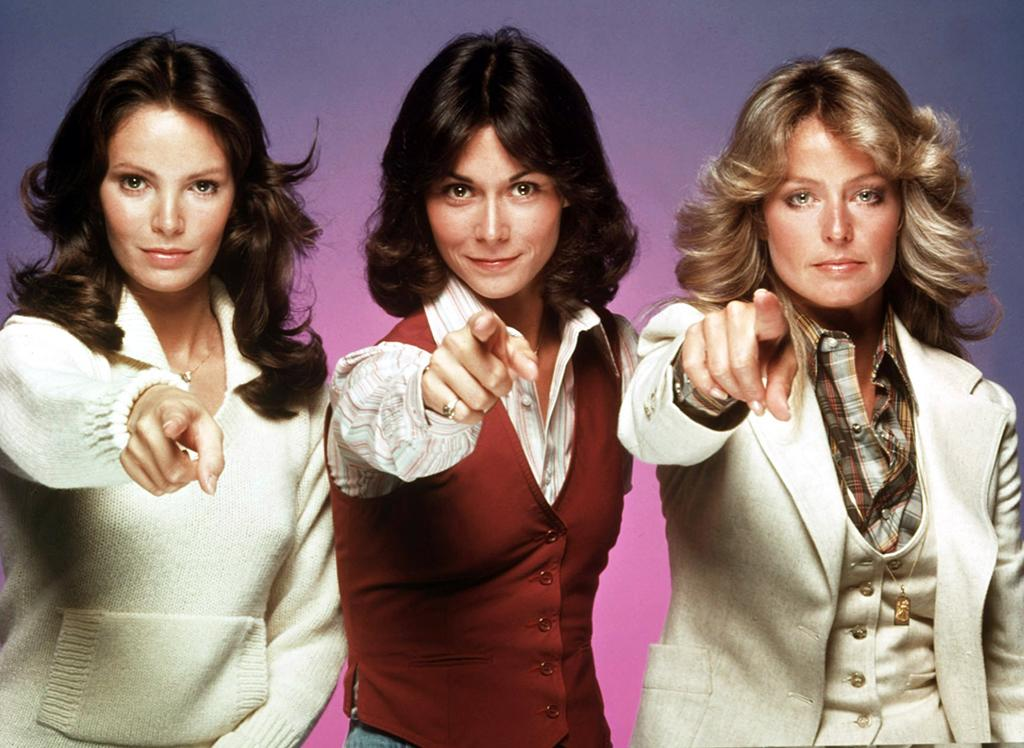 Charlie's Angels-  6 am to 12 am EST - UHD