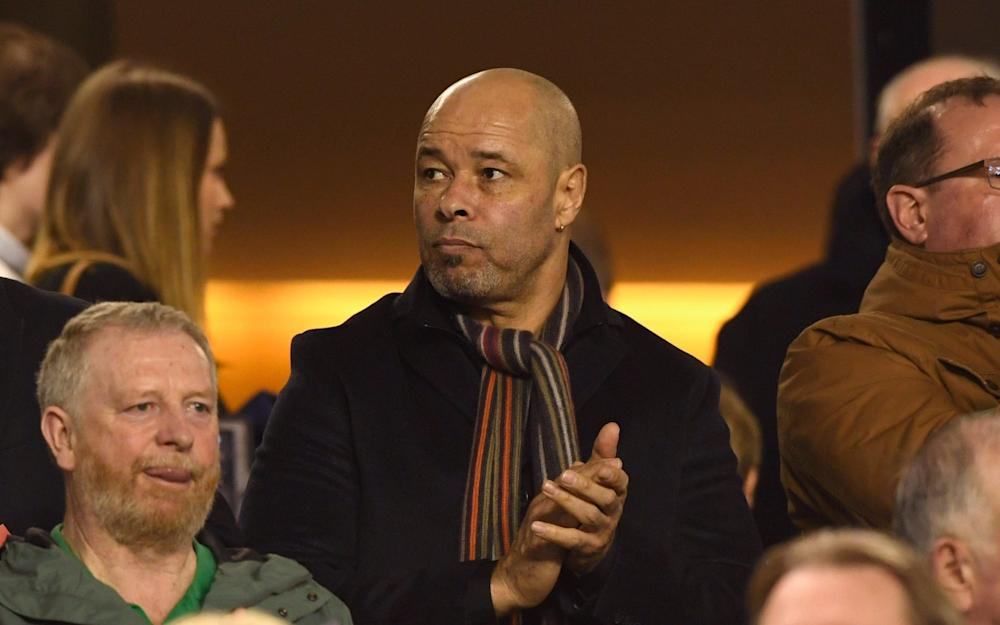 Paul McGrath - Credit: Stu Forster/Getty Images