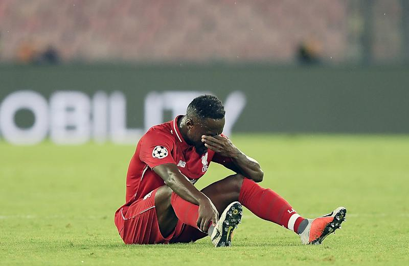 Naby Keita suffers injury during Guinea clash