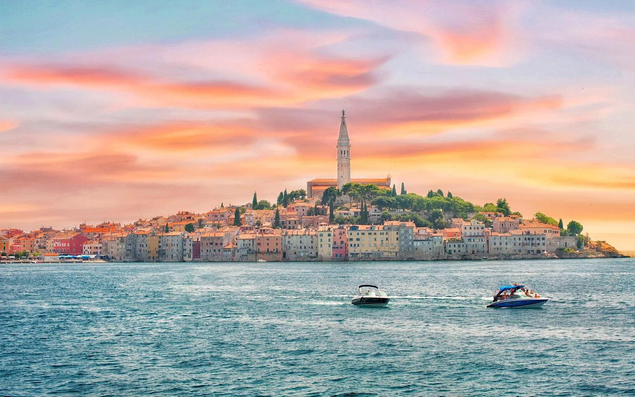 Rovinj competes with Dubrovnik for the title of Croatia's most picturesque destination - ©nikonenkot - stock.adobe.com
