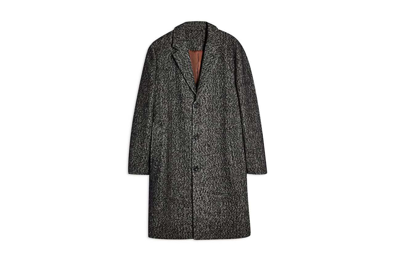 "A decent dupe for a literal fraction of the price. $175, Nordstrom. <a href=""https://shop.nordstrom.com/s/topman-leon-herringbone-coat/5428036?country=US&currency=USD&mrkgcl=760&mrkgadid=3342456291&utm_content=74402086969&utm_term=pla-762711803980&utm_channel=shopping_acq_vf&sp_source=google&sp_campaign=1494317967&rkg_id=0&adpos=1o2&creative=354797818769&device=c&matchtype=&network=g&gclid=EAIaIQobChMIyd-6hJjM5AIVpf7jBx1mnwYzEAYYAiABEgJkNfD_BwE"">Get it now!</a>"