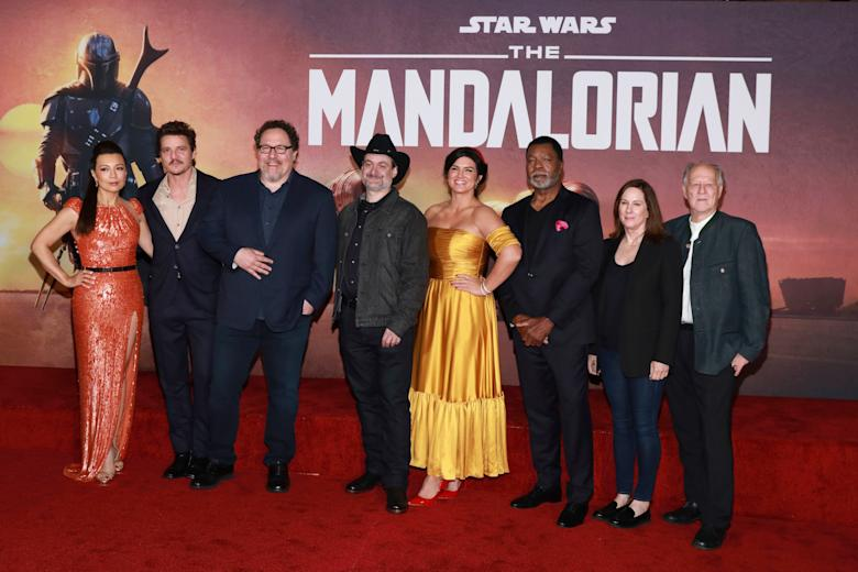 The Mandalorian's Baby Yoda Has Won the Internet's Heart