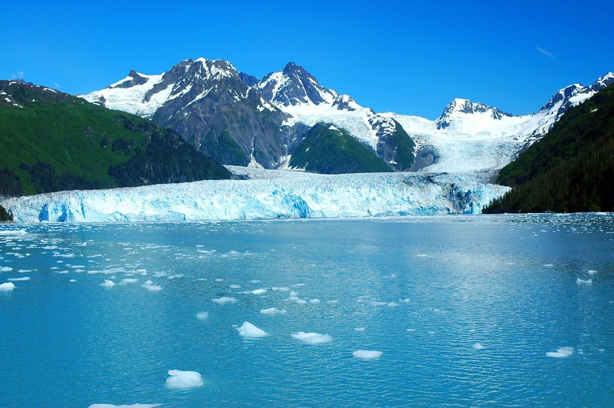 The impacts of climate warming in Alaska are already occurring, experts have warned. Over the past 50 years, temperatures across Alaska increased by an average of 3.4°F. Winter warming was even greater, rising by an average of 6.3°F jeopardising its famous glaciers and frozen tundra.