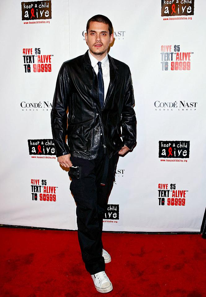 """Although John Mayer didn't take the stage, he told USA Today that he wanted to support Alicia's' cause. """"She's a rare human being,"""" he said. """"I'm proud to consider her a friend."""" B. Ach/<a href=""""http://www.infdaily.com"""" target=""""new"""">INFDaily.com</a> - November 13, 2008"""