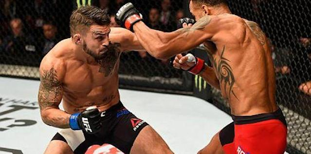 Mike Perry Says He's Already Got a New UFC Pittsburgh Opponent