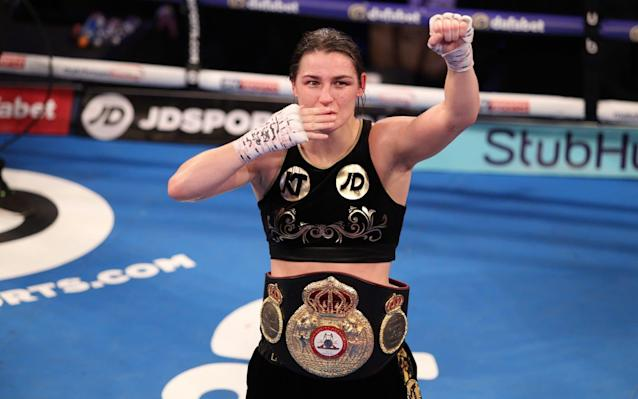 Father of Irish Olympic champion Katie Taylor shot at boxing club