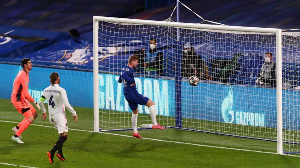 Il gol di Werner | Clive Rose/Getty Images