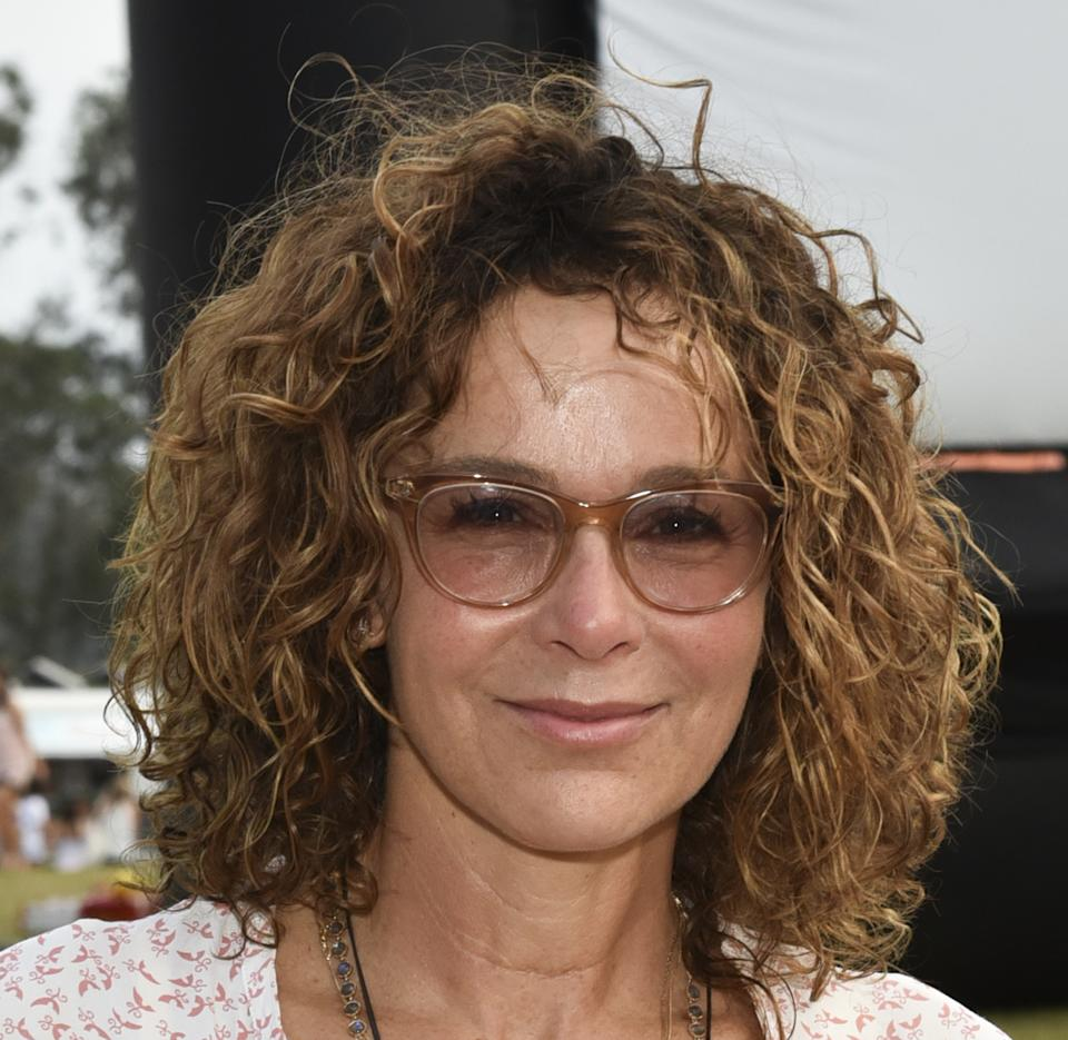 "PACIFIC PALISADES, CA - SEPTEMBER 02:  Actress Jennifer Grey poses for portrait at the special screening of ""Dirty Dancing"" at Will Rogers State Historic Park on September 2, 2017 in Pacific Palisades, California.  (Photo by Rodin Eckenroth/Getty Images)"