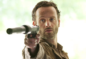 Andrew Lincoln | Photo Credits: AMC