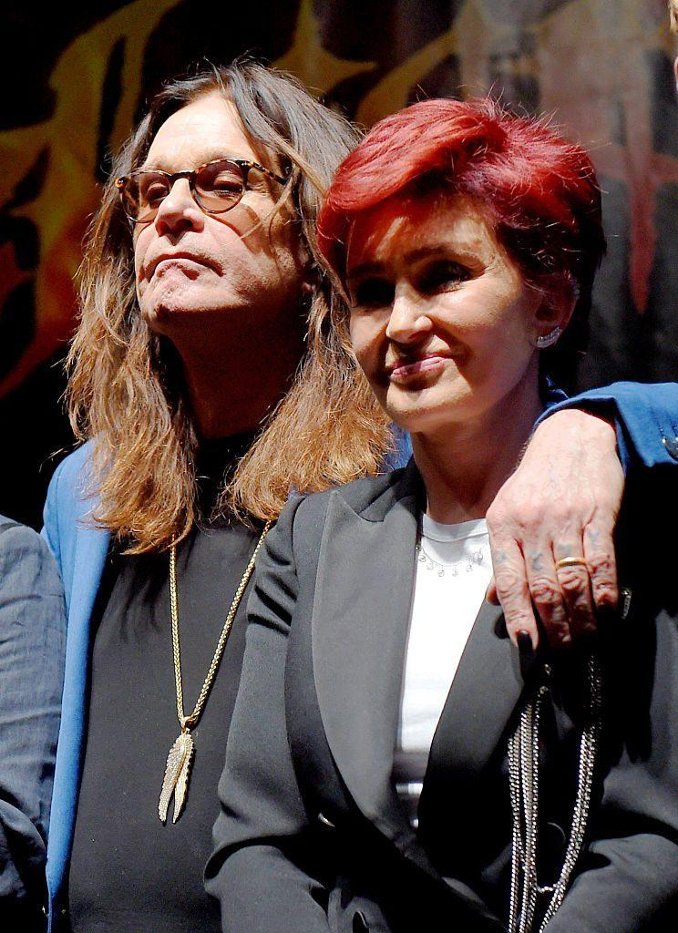 Ozzy cheating on Sharon is more than rock star behavior, he says. (Photo: Getty Images)