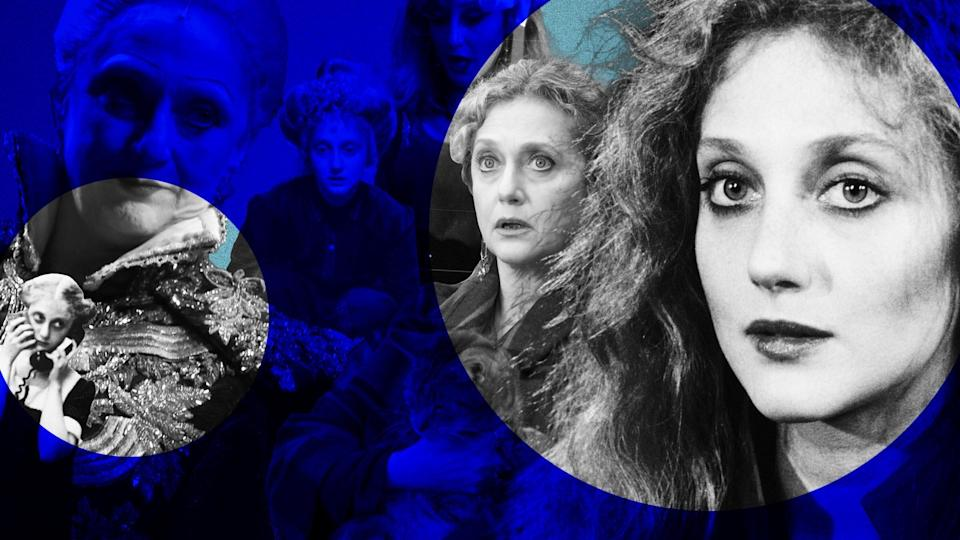 "Carol Kane, seen here in ""Dog Day Afternoon,"" ""Wicked,"" ""Hester Street,"" ""Jumpin' Jack Flash,"" ""Unbreakable Kimmy Schmidt"" and ""Taxi."" (Photo: Illustration: Damon Dahlen/HuffPost; Photos: Getty)"