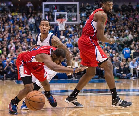 NBA: Los Angeles Clippers at Dallas Mavericks