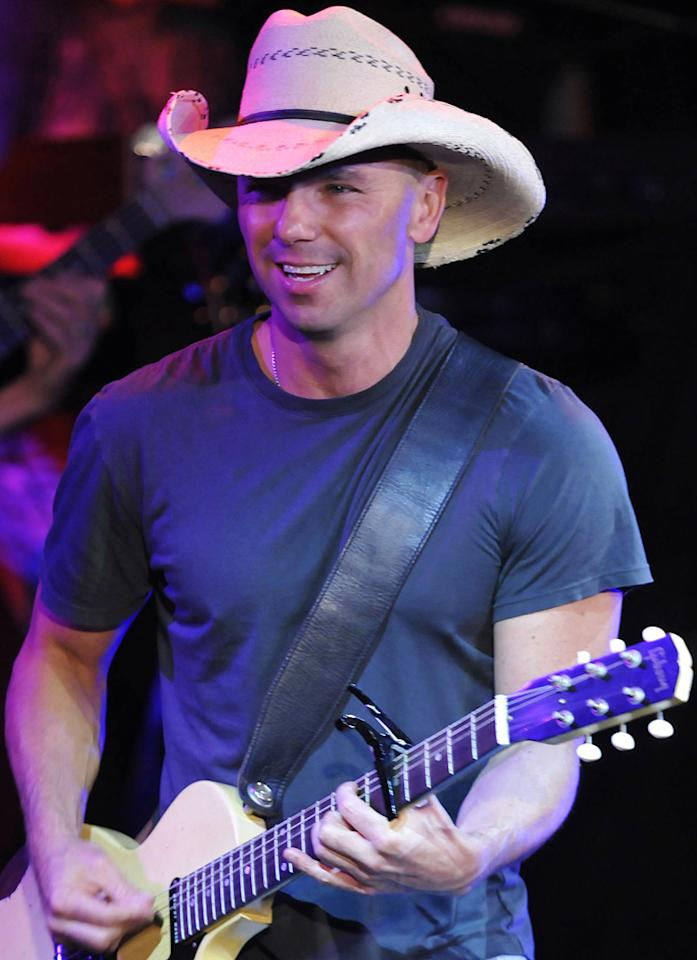 "March 26: Kenny Chesney turns 43 Eugene Gologursky/<a href=""http://www.wireimage.com"" target=""new"">WireImage.com</a> - March 1, 2009"