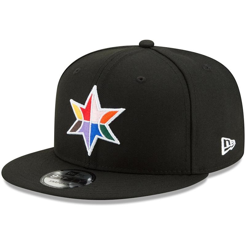2020 NBA All-Star Game Logo Adjustable Snapback Hat