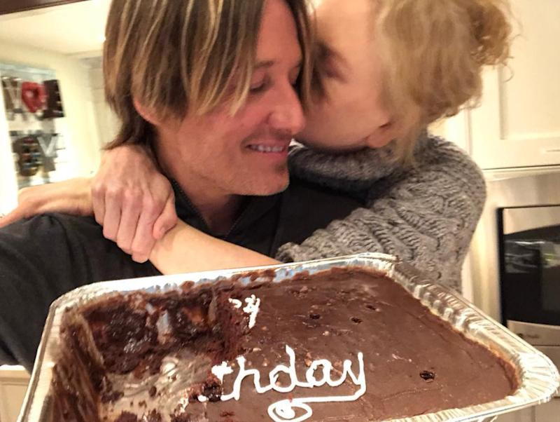 Nicole Kidman Celebrates Husband Keith Urbans 51st Birthday With Sweet Love Note