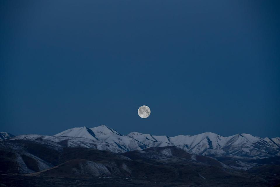 """<p>Finally, by December of 2021, we'll be back in winter, which gives the <a href=""""http://www.almanac.com/full-moon-names"""" class=""""link rapid-noclick-resp"""" rel=""""nofollow noopener"""" target=""""_blank"""" data-ylk=""""slk:cold moon"""">cold moon</a> its name. You can catch the last full moon of 2021 on Dec. 18!</p>"""