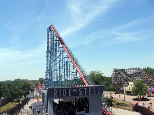 Should You Feel Safe on a Roller Coaster?